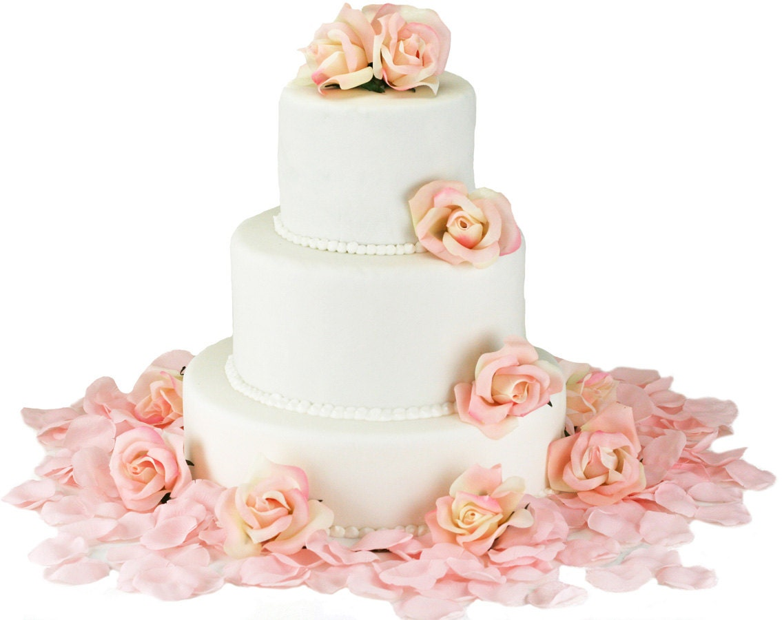 decorating wedding cake with artificial flowers how to decorate wedding cake with artificial flowers 13422