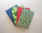 RANDOM COLLECTION: Christmas Gift Card Envelopes (Set of 12)
