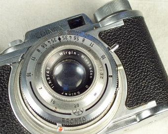 35 mm Camera German Vintage Collectible Wirgin Edinex