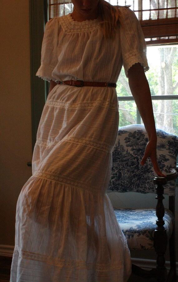 Vintage White Dior Dress enter code DOTDOTDOT for 15 percent off