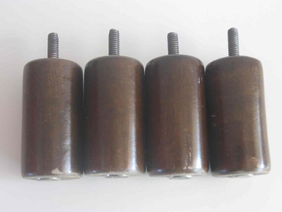 """Eight 4"""" furniture replacement legs"""