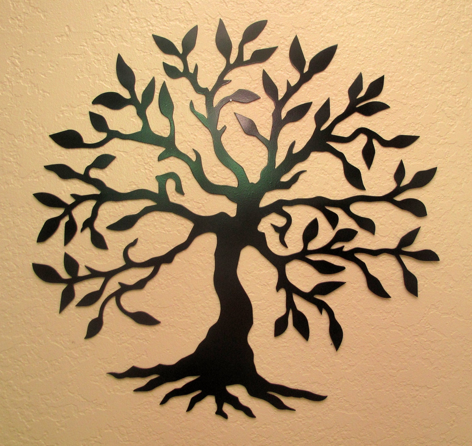 Olive Tree Metal Wall Art By BCMetalCraft On Etsy