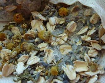 SAMPLE Sleepy Time Herbal Bath Tea, for Relaxation