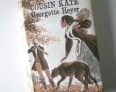 Vintage Georgette Heyer Cousin Kate book