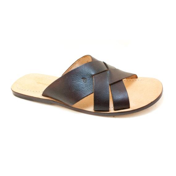 Handmade Leather Men Sandal