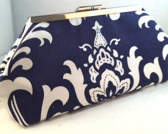 Bridesmaid Gift Clutch Purse