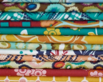 Art Gallery Fabrics Indie Collection One 20 Piece Fat Quarter Yard Bundle