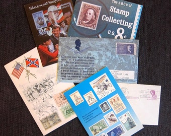 Ephemera Pack for the Stamp Collector