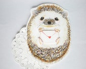 A Letter from a Hedgehog