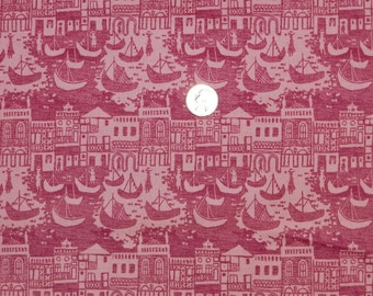 Pink Venice - Fabric By The Yard