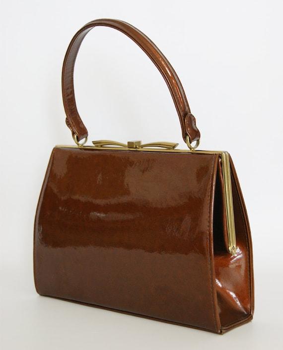 """Authentic vintage 1950s """"Kelly"""" bag/purse"""