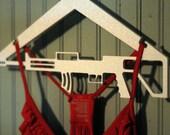 coat hanger gun assault rifle ar-15