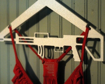 coat hanger gun assault rifle ar-15