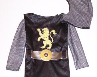 4 Piece Royal Knight Costume