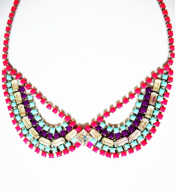 SUPER HUGE SALE used to be 85 Neon Necklace