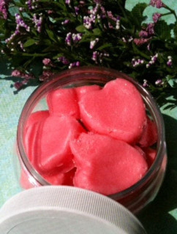 solid shower sugar scrubs, many scents  Sold & Re Listed ..,