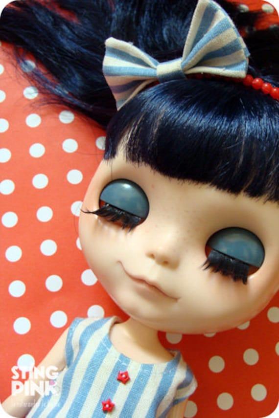 Special order for Ava Bunny - Custom Blythe Doll - Simply Vanilla -