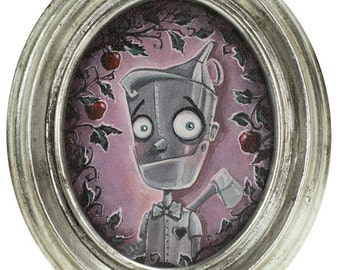 Tiny Tin-fine art print