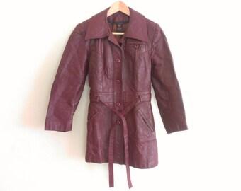 70s vintage seventies large women jacket