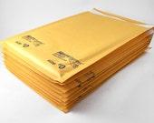 50- Kraft Bubble Mailer 6 x 10 Size 0 Padded Mailer