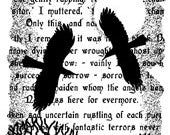 LAST ONE Fly By Night  UM Rubber Stamp