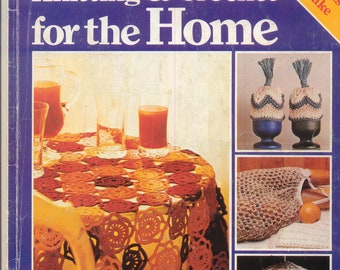 Knitting and Crochet patterns for the Home