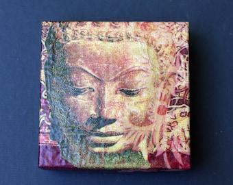 Buddha Decorated Gift Box