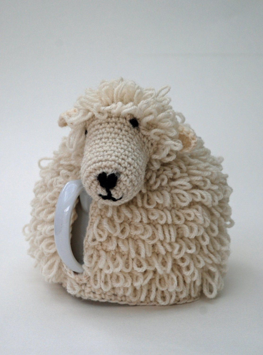Sheep tea cosy crochet kit from woollychicdesigns on etsy studio sheep tea cosy crochet kit bankloansurffo Gallery