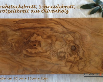 Olive Wood Cutting Board / Wooden Cutting Boards Olivenholzbrett