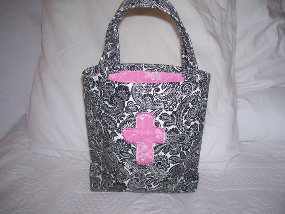 Girl's Church Purse -  Mother Daughter  also available