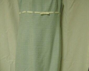 Vintage J.G.Hook mod 1970's polyester shell dress