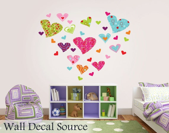 Items similar to Childrens Wall Decals - Kids Wall Art ...