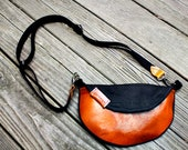 Mrs. Patton: Saddle Tan Leather (custom made)