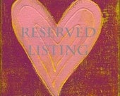 Reserved for Paula -2 Mr. & Mrs. Pillowcase sets