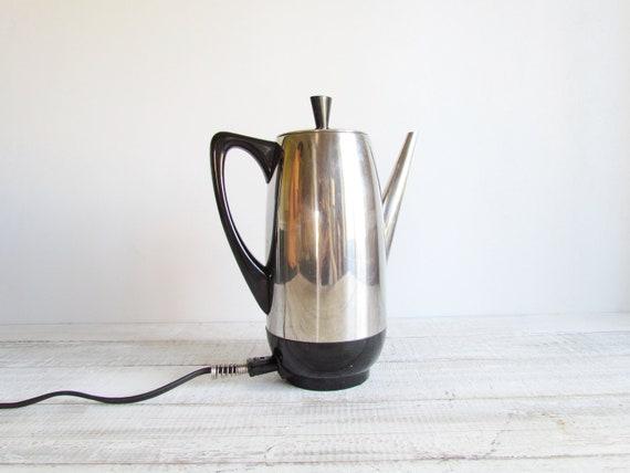 Vintage Farberware Coffee Pot