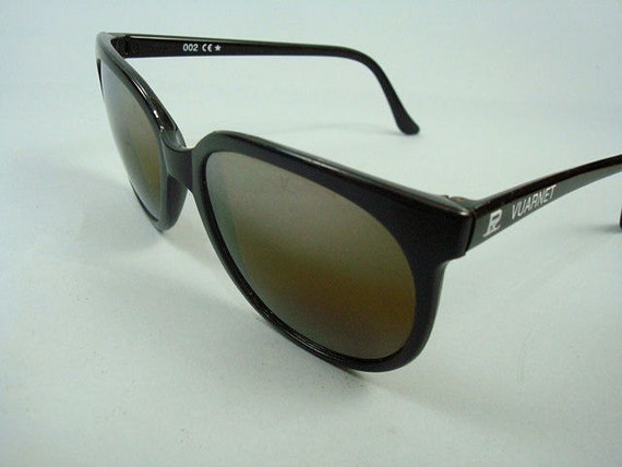 Vintage Vuarnet Sunglasses // 1980s Pouilloux PX 002 NEAR MINT