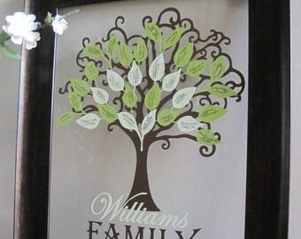 Family Tree Kit, Vinyl