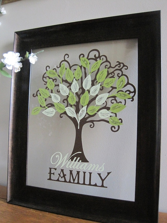 Family Tree Kit Vinyl