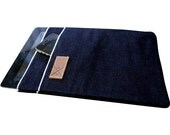 Stylish Handcrafted Denim iPad 2 & 3 Cover/Sleeve by den.m bar