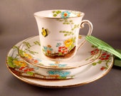 Beautiful Hand Finished Cartwright & Edwards Victoria Trio