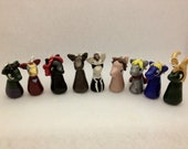 Avengers Themed Tiny Ponies