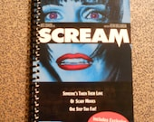 Recycled VHS Journal - Scream
