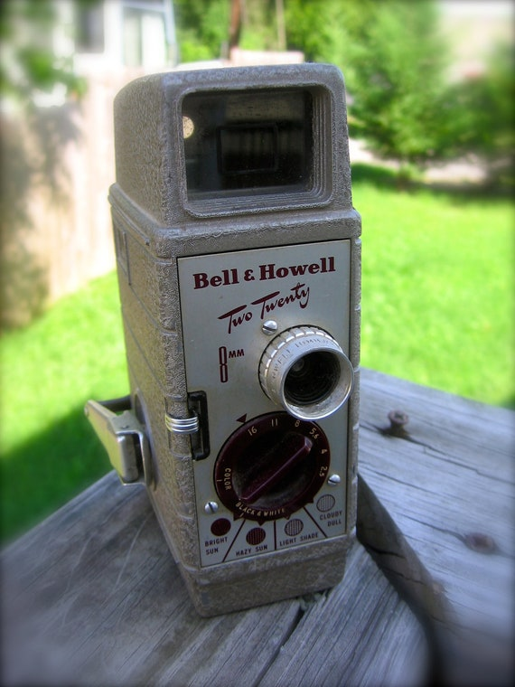 Bell & Howell Two Twenty 8mm