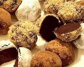 Decadent Chocolate Truffles  1 lb. gift box