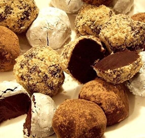 Valentine  Decadent Chocolate Truffles  1 lb. gift box