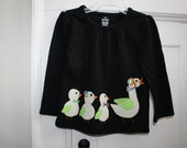 Mama Duck and her babies, Size 18-24m
