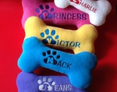 Personalized Dog Bone (1 large)