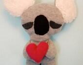 Lovesick Koala