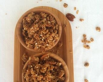 Organic Peanut Butter Granola