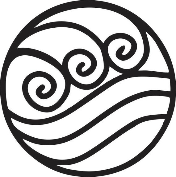 Avatar Logo: Items Similar To Avatar: The Last Airbender Water Tribe